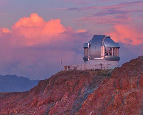 Gemini observatory daytime